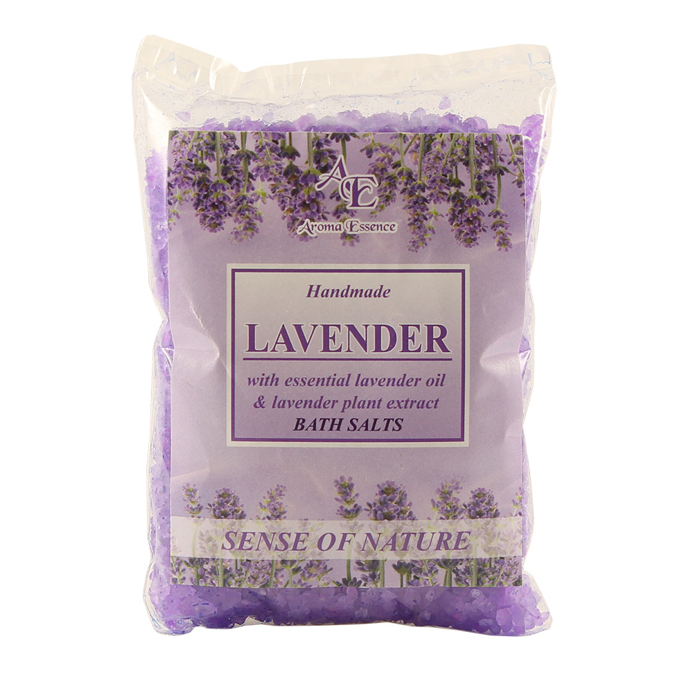 "Bath Salts ""LAVENDER"" 250 g."