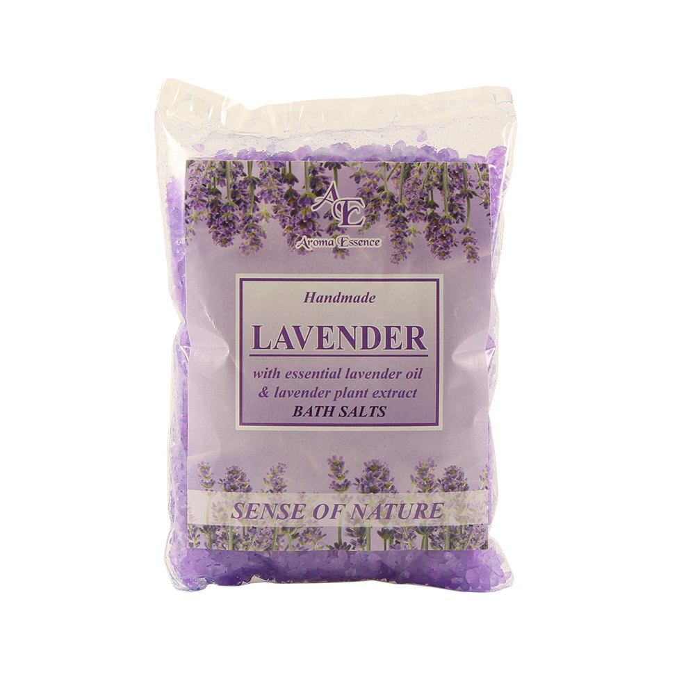 "Bath Salts ""LAVENDER"" 100 g."