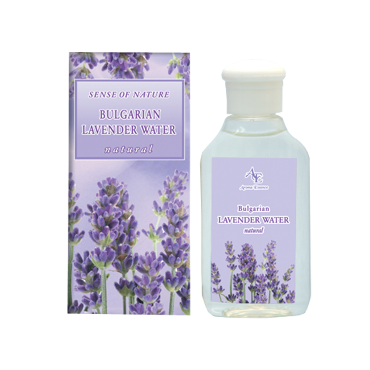 Natural Lavender Water - 50 ml.