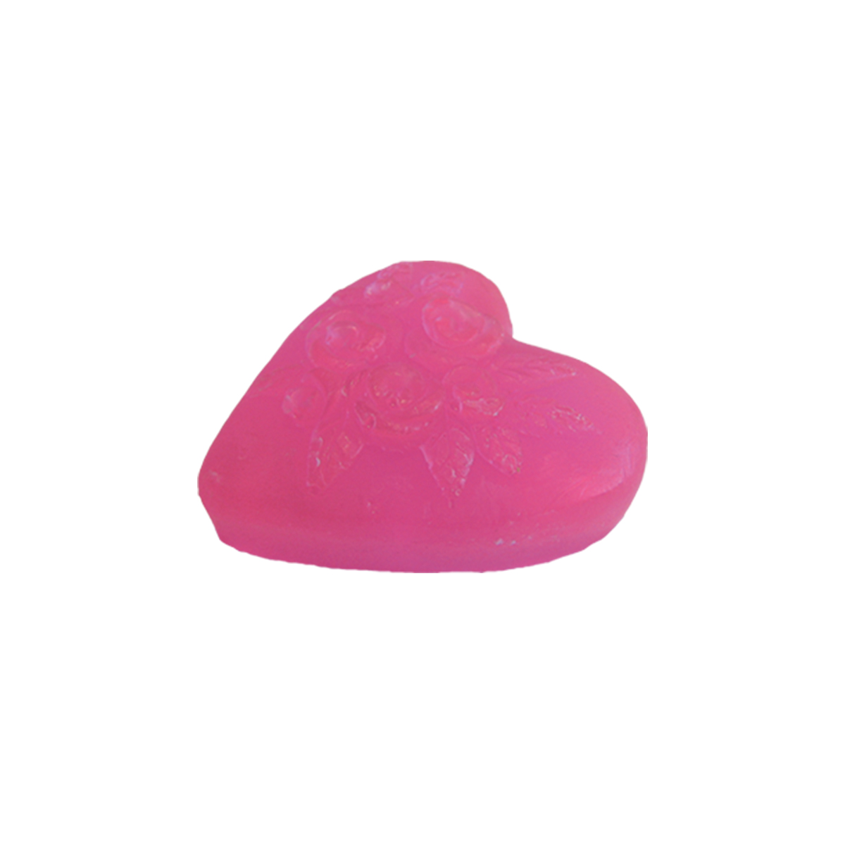"Natural Glycerine Soap ""HEART FROM THE VALLEY OF ROSES"" 85 g."